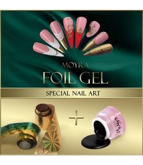Kit Gel Paint : 10 couleurs