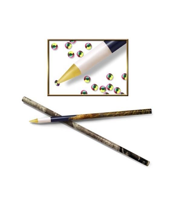 Crayon en cire pour strass
