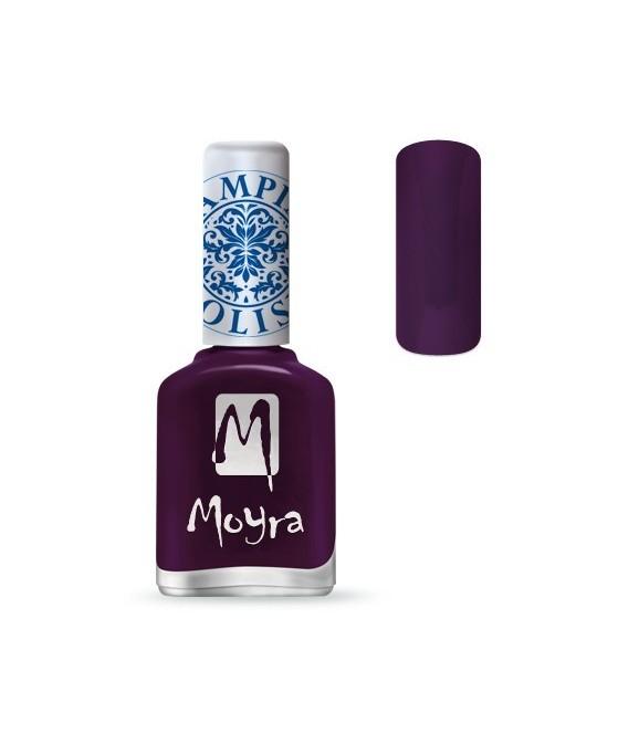 Moyra Vernis Spécial plaque stamping