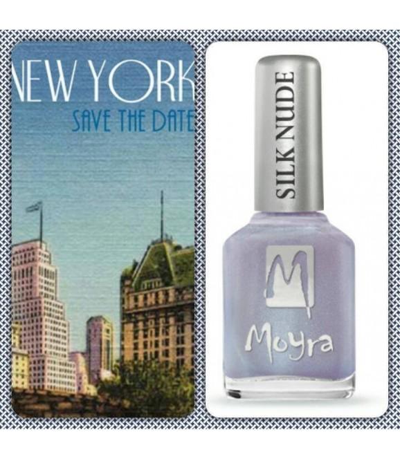 Vernis Silk Nude Nr 325 New York