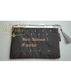 "Message ""Merci Maitresse"""