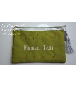 "Message ""Maman Taxi"""