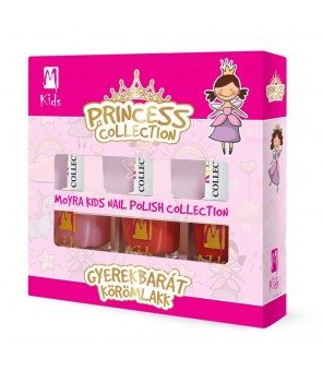 KIT VERNIS ENFANT PRINCESS